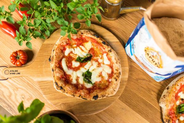 Das original italienische Pizzateig Rezept - Original italienischer Pizzateig - Das Rezept