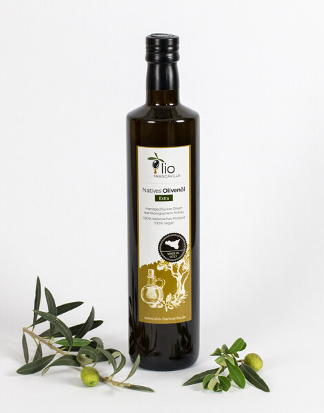Francavillas Natives Olivenöl Extra | 500 ml