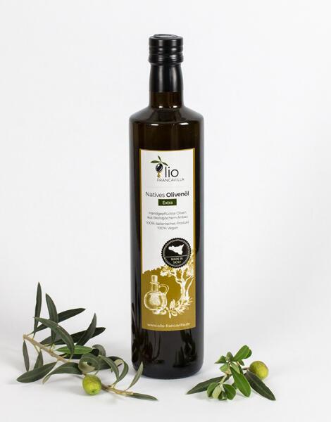 Francavillas Natives Olivenöl Extra | 750 ml